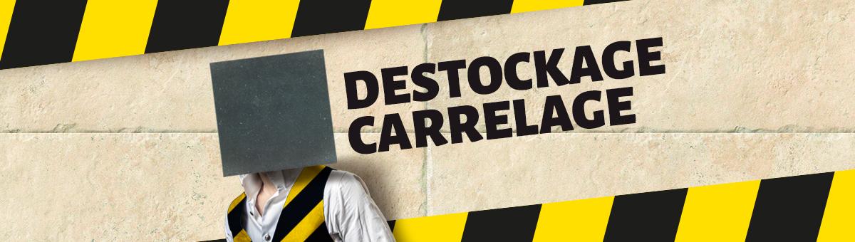 destockage carrelage